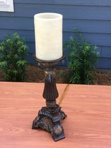 Candle lamp in Beaufort, South Carolina