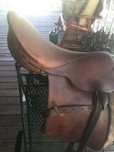 "Don rodrigo 17 1/2"" Spanish saddle in Fort Polk, Louisiana"