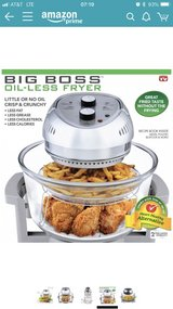 Big Boss Air Fryer in Camp Pendleton, California