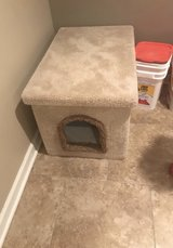Litter Box Cabinet in Schaumburg, Illinois