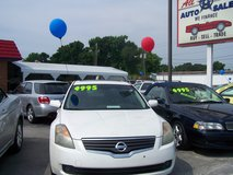 NISSAN ALTIMA 2.5/2.5 S AUTO COLD AIR LOADED~BLOWOUT~ in Camp Lejeune, North Carolina