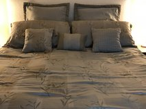 King Size Comforter in Algonquin, Illinois