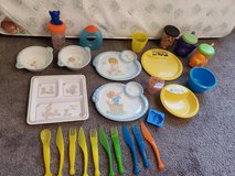 Baby Toddler Unisex Cups Plates Lot in Fort Campbell, Kentucky