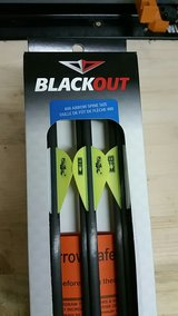 Blackout X3 Hunter 400 spine Arrows (6PK) NIW in Ramstein, Germany