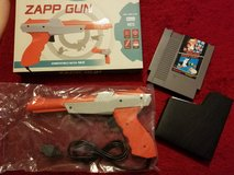 The Original Mario Bros/Duckhunt game w/ gun. in Fort Polk, Louisiana