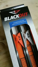 Blackout X3 340 Spine 6 pk Arrows in Ramstein, Germany
