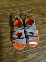 Size 11Y Boys Sandals/Hiking Boots in Naperville, Illinois