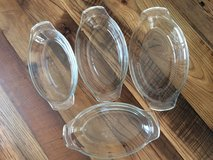 Anchor Hocking 4 oval baking dishes in Wiesbaden, GE