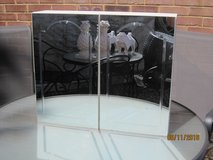 """BATHROOM MIRRORED CABINET - NEW - size 20"""" H x 24"""" L x 7 inches Deep in Lakenheath, UK"""