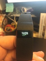 Fitbit Charge HR, Large New Black Band in Vista, California