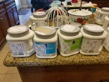 Sherwin Williams paint samples in Kingwood, Texas