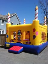 Bounce Houses for sale with trailer in Savannah, Georgia
