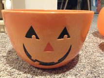 Pumpkin Candy Bowl in Aurora, Illinois
