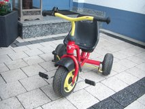 Tricycle with push-bar ! in Ramstein, Germany
