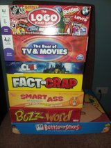 Board Games Great Condition! in Joliet, Illinois