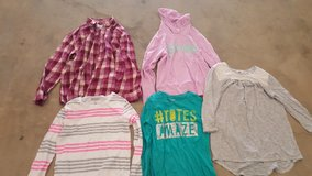 Girls Old Navy Shirt Lot of 5 Shirts Size XL14 in Leesville, Louisiana