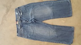 Women's Lucky Brand Classic Rider Crop Size 14/32 in Fort Polk, Louisiana