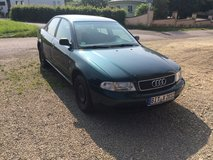 1996 Audi A4 in Spangdahlem, Germany