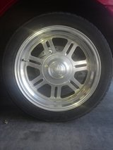 17 x 8 Centerline Rims in Bolling AFB, DC