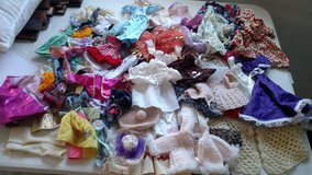 Big lot of doll clothes in Alamogordo, New Mexico