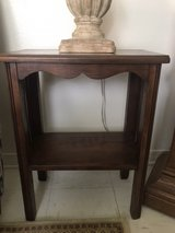 Wood Side Table in Biloxi, Mississippi