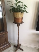 Wooden Plant Stand in Biloxi, Mississippi