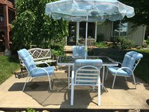 Patio table set in Kansas City, Missouri