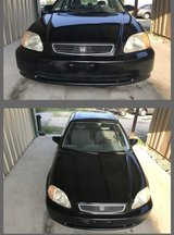 Honda Civic ex 98 in The Woodlands, Texas