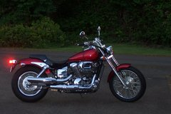 2003 Honda Shadow Spirit   VT 750 DCB in Fort Lewis, Washington