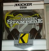 Kicker Cush Country Stampede Headphones in Fort Riley, Kansas