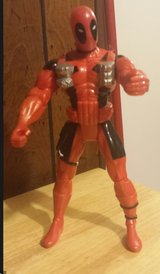DeadPool Action figure (1997) in Fort Riley, Kansas