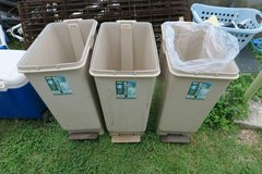 recycling contaners no top (phone only) in Okinawa, Japan
