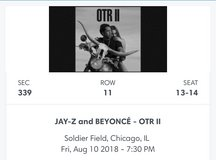 Beyonce & Jay Z in Naperville, Illinois