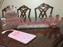 Princess Room Decor in The Woodlands, Texas