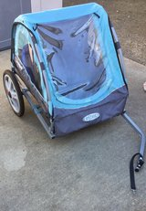 Instep bike trailer in Fairfield, California