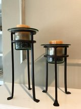 Cast Iron Candle Holder Set in Spring, Texas