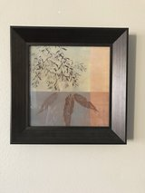 Framed Leaf Print in Kingwood, Texas
