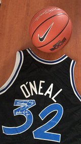 Very special unique opportunity! Authentic Nikeball B003 and Team Jersey, Orlando Magic in Stuttgart, GE