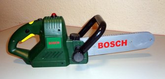 Bosch Electronic Chain Saw ( ITS A TOY ) in Stuttgart, GE