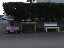 Only Toddler car left in Okinawa, Japan