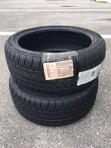 Tires Brand New 205/40R17 in Okinawa, Japan
