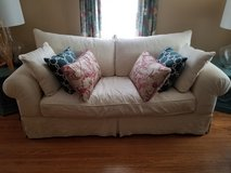 Free cream colored sofa and chairs in New Lenox, Illinois