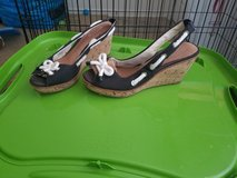 Womens size 9 Sperry Wedges in Fort Riley, Kansas