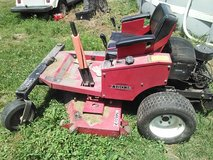 "Snapper zero turn 48""cut 18 hp Kohlerwith  joy stick in Fort Leonard Wood, Missouri"
