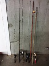 Fishing Gear/ 8 items in Kansas City, Missouri