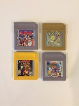 Authentic GameBoy Games in Fort Leonard Wood, Missouri