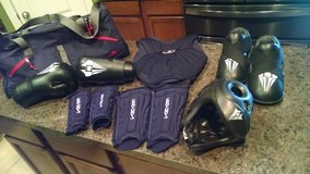 Sparring Gear.... KARATE in Conroe, Texas