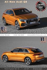 All-New Audi Q8 in Wiesbaden, GE