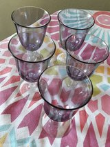 Pack of 5 crystal cups in San Antonio, Texas
