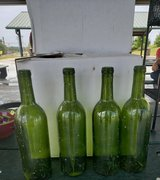 Green Wine Bottles in Fort Leonard Wood, Missouri